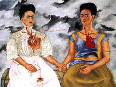 """Le due frida"" Frida Kahlo 1939"